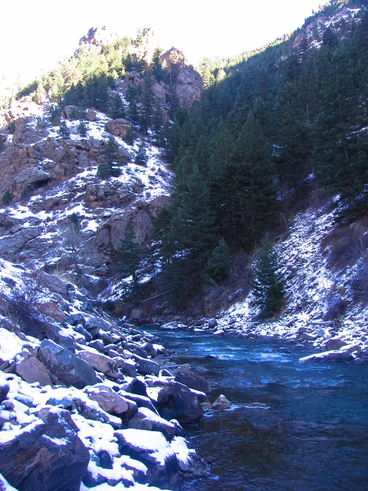 Clear Creek Winter-2905