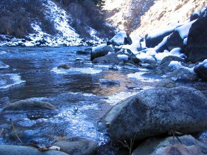 Clear Creek Winter-2907