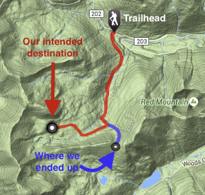 Butlers Gulch_Lost_Map