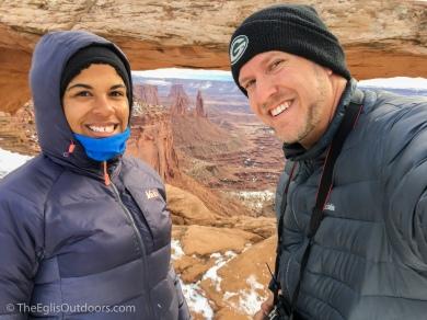 Island in the Sky - Mesa Arch